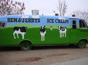 Ahhh Vermont — Maple Syrup, Ben & Jerry's andChocolate