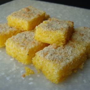 Playing with Polenta – PartI