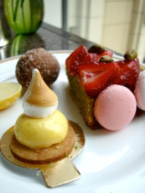 Divine Desserts and a Mother's DayReminder