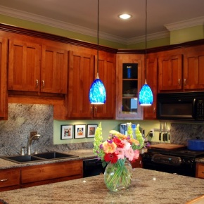 A Peek into the Kitchen of: Susie Homemaker,MD