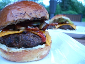 Fire Up the Grill: A ClassicBurger